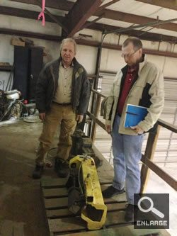 Gil Rogers small - Soil Variability Lessons Learned